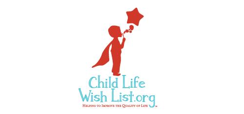 Child Life Wish List Logo
