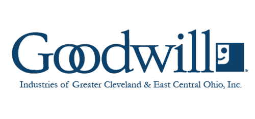 Goodwill Industries of Greater Cleveland & East Central Ohio Logo