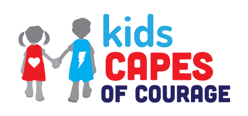 Kids Capes of Courage Logo